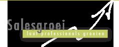 Salesgroei: Laat professionals groeien Logo